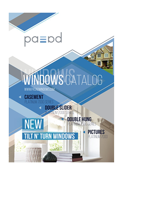 Philadelphia windows catalog